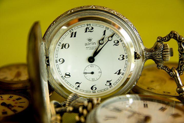 Un regain d'engouement pour les montres à gousset